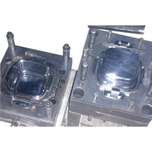 Industrial plastic components injection mold (IM-46)